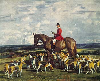 HUNTING and HOUNDS